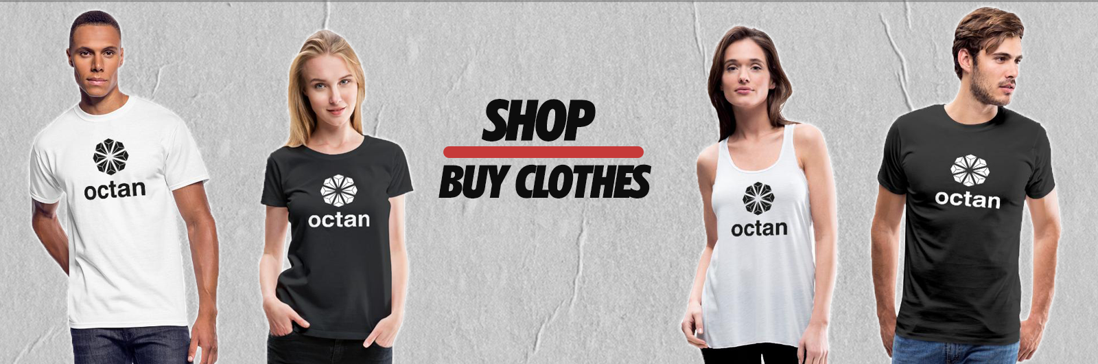 Buy clothes of Octan and support the newest nightclub of Ibiza