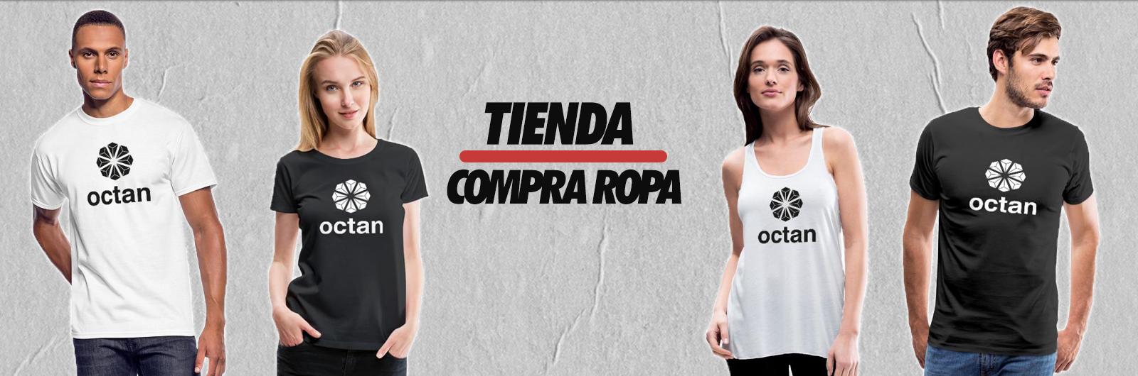 Compra ropa de Octan y apoya la nueva discoteca de Ibiza